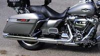 Harley Davidson Exhausts VIRGINIABEACH