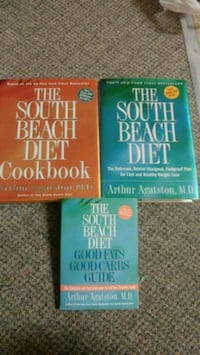 South beach diet set  Vancouver, V5P 4K1
