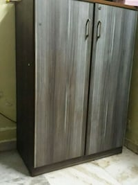 brown wooden 2-door wardrobe Mumbai, 400101