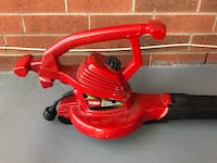 Toro Light Duty Electric Blower/Vacuum Toronto