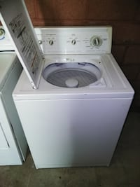 white top-load clothes washer 3562 km
