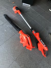 Air blower and weed eater / trimmer black and decker  Germantown, 20874