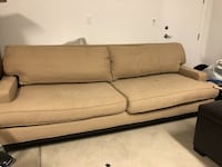 Pottery Barn Extra Deep Couch Costa Mesa, 92627