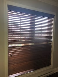Brown blinds Laval, H7K 1A8