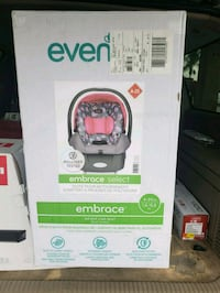Evenflo Embrace infant Carseat Compton, 90220