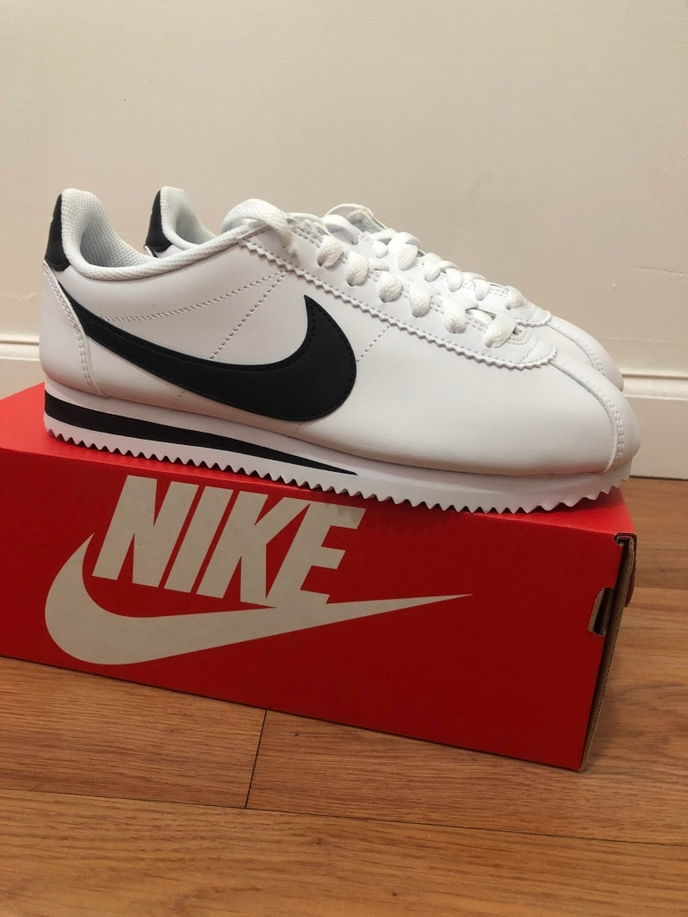 The MS 13 gang and Nike Cortez sneakers have a complicated