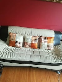 4 pc sofa,loveseat,chair and the coffee table  Surrey, V3R 5G9