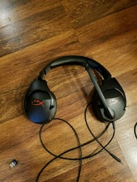 black and gray corded headphones Germantown, 20874