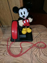 Mickey mouse AT &T phone