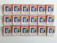 Lot of 18 Unused Vintage MatchBoxes w/ JFK cover