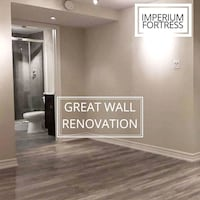 GREAT WALL RENO PAINT HARDWOOD LAMINATE TILES BATH Markham