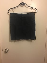 women's black skirt 538 km