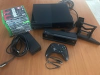 Xbox One console, Kinect and 11 games bundle