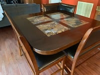 Counter height dining table Falls Church, 22043