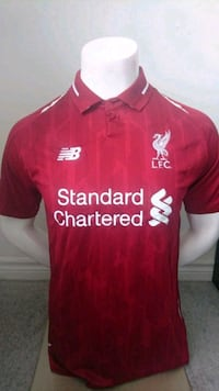 Brand new in tags LIVERPOOL 2019 Home/Away Jerseys Mississauga, L5B 4M8