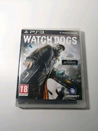 PS3 OYUN WATCH DOGS