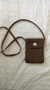 Roots Original Leather Crossbody Bag