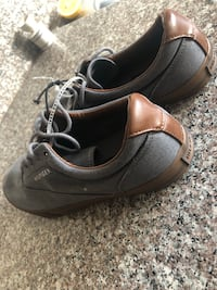 Pair of black leather shoes Lake Forest, 92630