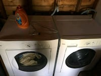 Kenmore washer and dryer  Abilene, 79602
