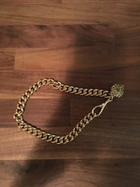 Ralph Lauren gold necklace