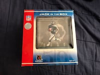 Mcnabb upper deck collectible jack in the box  Los Angeles, 90034