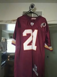 red and white NFL jersey Greenbelt, 20770