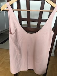 Aritzia Little Moon Pink Tank Top Toronto, M1P 2N3