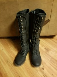 Mossimo black boots  Sevierville, 37876