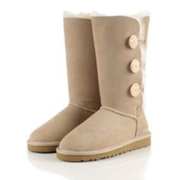 9e03d5977fc Ugg Bailey Three Button Triplet Boots Sand 8 $220