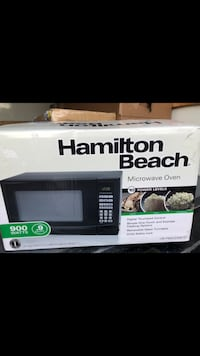 Hamilton beach microvae ,new in box El Paso, 79905