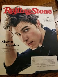 Rolling Stone, Issue #1322, Dec. 2018