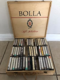 cassette tapes! Gold years: