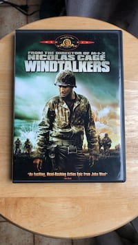 Windtalkers DVD Movie