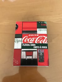 Coca-cola playing cards Richfield, 44286