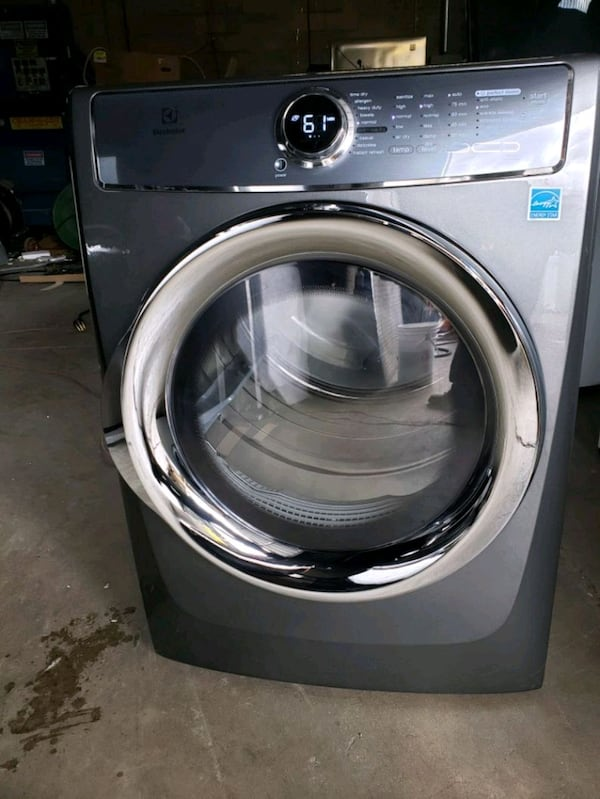 electrolux gas dryer  0