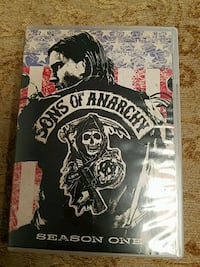 Sons of Anarchy all of season one Las Vegas, 89101