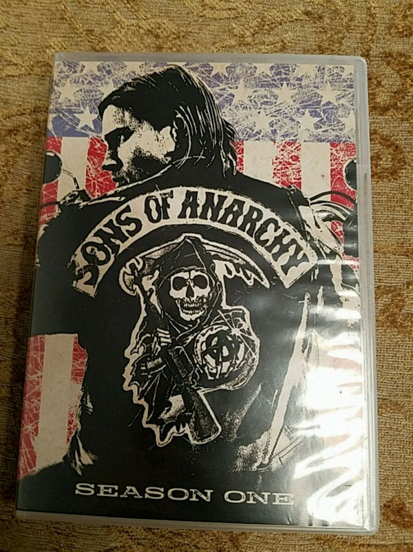 Sons of Anarchy all of season one