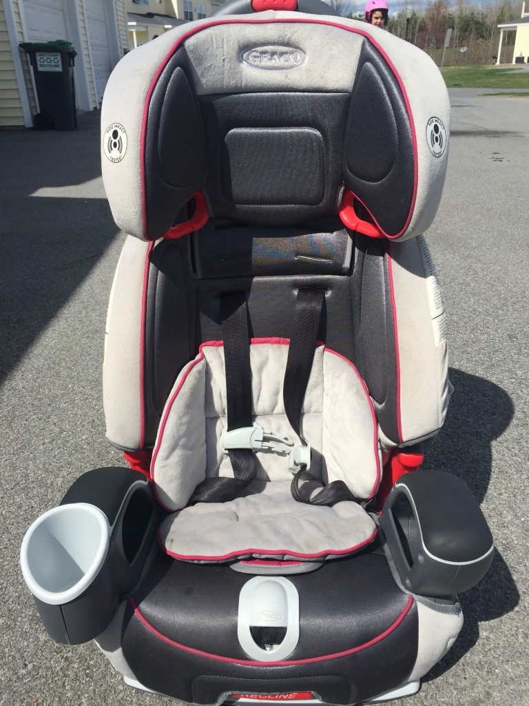 Used Graco Toddler's Car Seat for sale