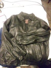 American Colebrook Classics XL Leather Jacket  Mesquite, 75150