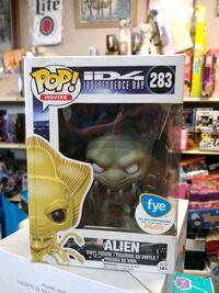 Pop! Independence Day 283 alien Philadelphia, 19136