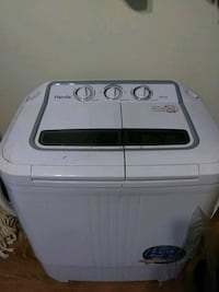 white Panda portable all-in-one washer and dryer set Queens, 11385