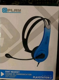Chat headset ps3 Cisco, 61830