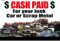 Junk car removal for cash Woodbridge, 22191