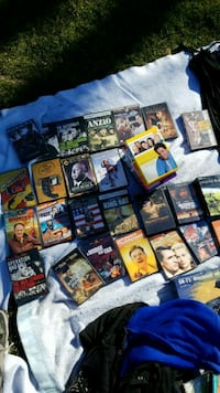 assorted DVD movie case lot Taylorsville, 84123