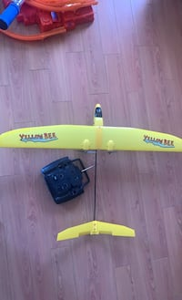 Yellow Bee RC plane Greenbelt, 20770