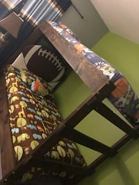 Custome made bunk bed