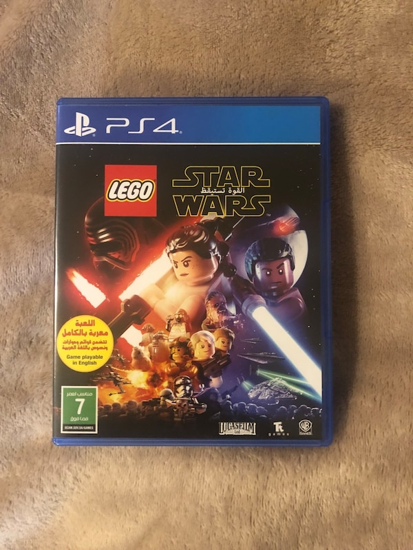 PlayStation 4: LEGO Star Wars The Force Awakens