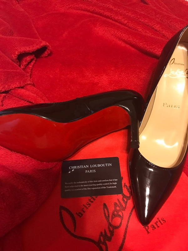 1366eef005ce Used Red bottom christian louboutins for sale in Lumberton - letgo