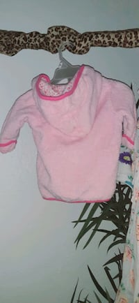 Infant, Baby, Bath, robe...Size, 0-9 months....Nice after bathing.