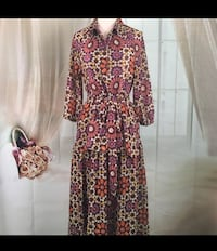 Vintage blouse and skirt set size small Alexandria, 22304